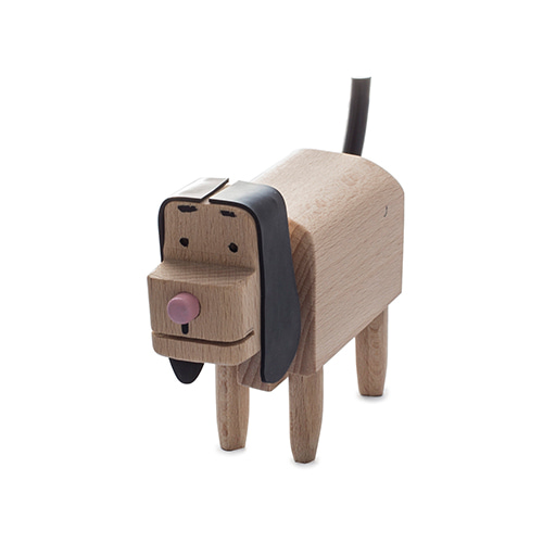 양치기 개 비치우드 미니어쳐Shepherd Dog, mini, beech woodmade in Germany